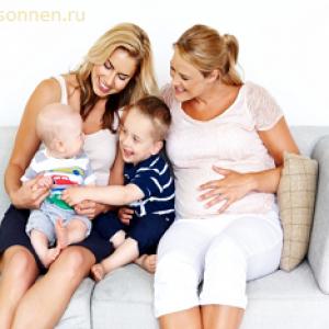 Когда в семье есть старший и младший ребенок?