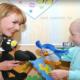 Занятия для детей раннего возраста «Мама + малыш» от 1 года до 2х лет