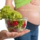Не вредно ли сидеть на диете во время беременности?