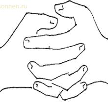 Использование пальчиковых игр и упражнений в развитии речи у детей с ОНР