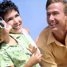 Какие бывают типы мам и типы пап?