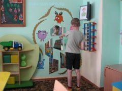 Первый этап обследования безречевого ребенка