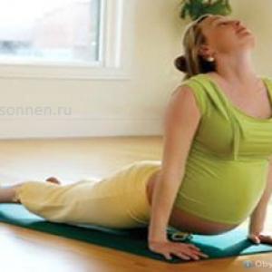 Полезна ли физическая нагрузка для беременных