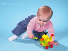 Воспитание ребёнка в 10–12 месяцев жизни