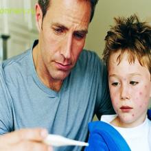 Что делать, если у ребенка температура?