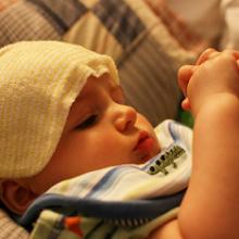 Как и чем кормить ребенка во время болезни?