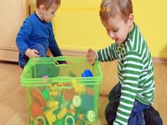 Как научить ребенка любить чистоту?