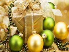 Как сделать новогодний подарок?