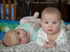Как воспитывать близнецов?