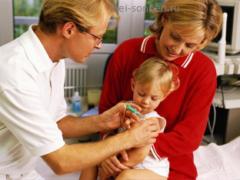 Календарь профилактических прививок для детей