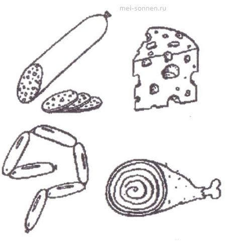 Хлеб в магазине картинки для детей