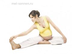 Особенности выполнения упражнений для беременных