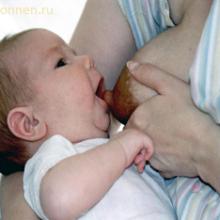 Проблемы с сосками при грудном вскармливании
