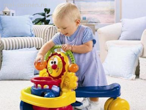 Развитие ребенка на девятом месяце жизни