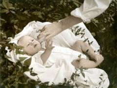 Развитие восприятия у ребенка на первом году жизни