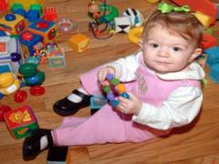 Роль игрушек в развитии ребенка от года до полутора лет