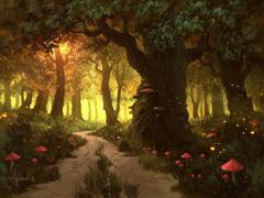 Сказка о Царице Леса