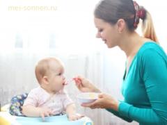 Со скольки месяцев можно давать творог ребенку?