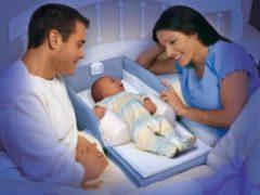 Воспитание ребенка в первые 3 месяца жизни