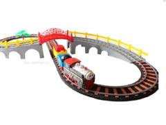 Подарок-мечта или игрушечная железная дорога