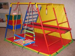 Детские спортивные уголки