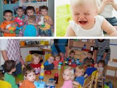 Как подготовить ребенка к яслям?