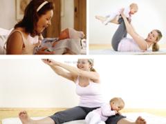 Как сохранить форму после родов и не потерять себя?