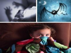 Как помочь ребенку справиться с ночными кошмарами?