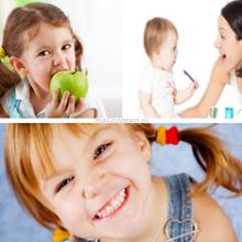 Как ухаживать за детскими зубами?