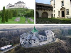 Олеский замок. Ключик к Волыни и Галичине.
