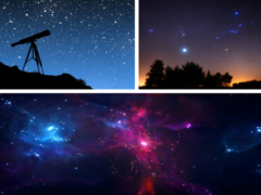 Созвездия звездного неба