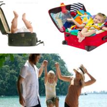Как путешествовать с детьми комфортно?