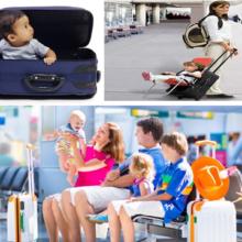 Крошка – путешественник: лучший возраст для начала знакомства с миром