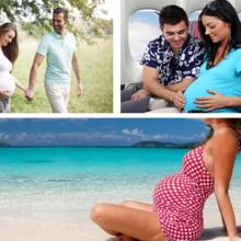 Беременность и путешествия: будущей маме на заметку!