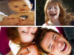 Можно ли вылечить ребенка смехом
