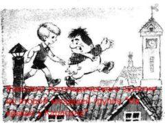 """Конспект логопедического занятия во второй младшей группе """"На крыше у Карлсона"""""""