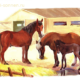 Коррекционно-развивающее занятие с ребенком «Домашние животные и их детеныши. Звук [Ш]»