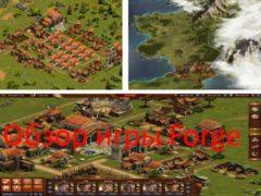 Обзор игры Forge