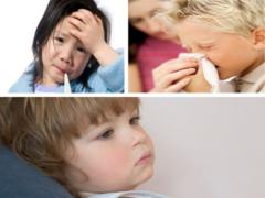 Какими заболеваниями чаще всего болеют дети?