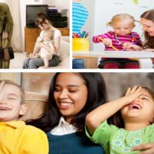 Няня для малыша: на что следует обратить внимание?