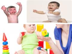 Как отучить малыша от рук?