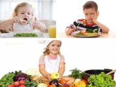 Можно ли маленькому ребенку быть вегетарианцем