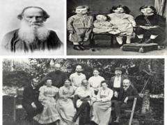 Много континентов — одна семья. Лев Толстой и его потомки.
