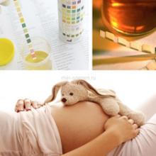 Почему образуется белок в моче(протеинурия) у беременных?