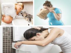 Сколько длится токсикоз при беременности?