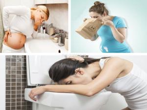 Токсикоз при беременности как долго длится