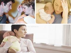 Как молодой мамочке избежать депрессии?