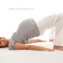 Чем полезна гимнастика для беременных?