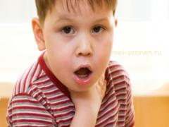 Как и чем можно быстро вылечить ребенку горло?