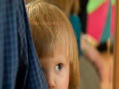 Как преодолеть застенчивость у ребенка?